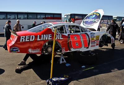 NASCAR Texas Motor Speedway November 2010