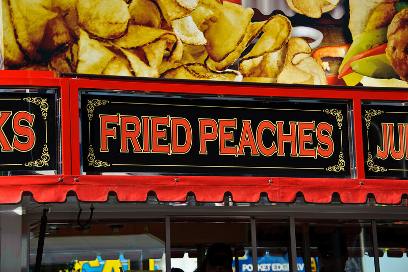 They had fried everything there.