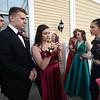 Nashoba Tech prom at Devens. (SUN/Julia Malakie)