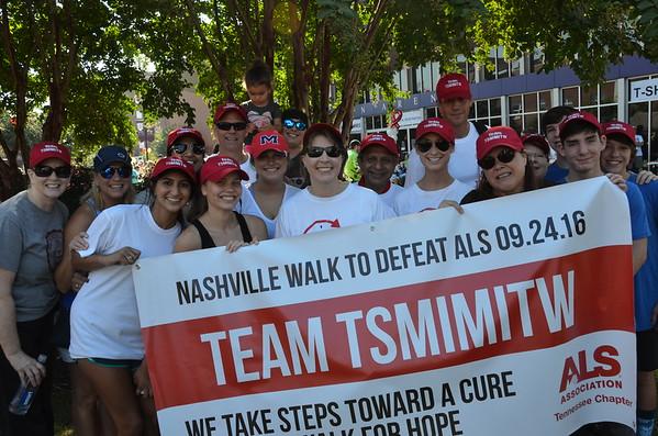 Nashville ALS Walk 2016