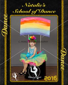 Natalie's School of Dance 2016