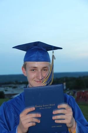 Nate HS Graduation 2015