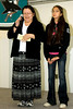 Moose Cree First Nation Chief Patricia Faries-Akiwenzie and Danis Akiwenzie