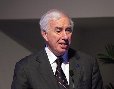 NAE President Dan Mote