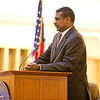 Angelo McClain, Commissioner of the Department of Children and Families