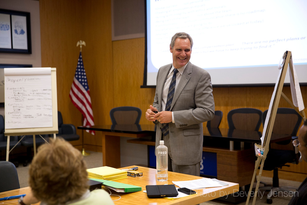 Broadcast Leadership Training 2014