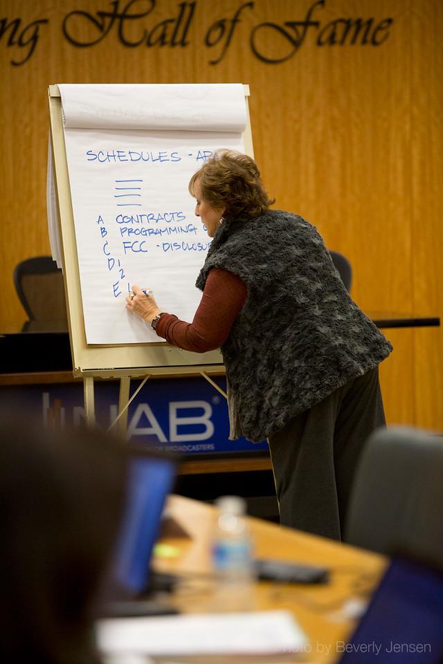 Broadcast Leadership Training 2013