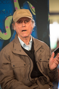 "Don DeLillo is one of America's most acclaimed writers. His postmodern novels such as ""Mao II,"" ""Libra"" and ""Underworld"" have been showered with many awards. DeLillo's 1985 novel, ""White Noise,"" won the National Book Award., and in 2006 a New York Times survey of writers and literary experts named ""Underworld"" the No. 2 American novel of the past 25 years. DeLillo is the first recipient of the Library of Congress Prize for American Fiction, and he will receive his award prior to his presentation in the Fiction pavilion. ""The Angel Esmeralda: Nine Stories"" (Scribner) is DeLillo's most recent volume. According to Librarian of Congress James H. Billington, ""Like Dostoyevsky, Don DeLillo probes deeply into the sociopolitical and moral life of his country. Over a long and important career, he has inspired his readers with the diversity of his themes and the virtuosity of his prose."""