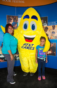 Shauntel Scott  and Skye  (5) from DC