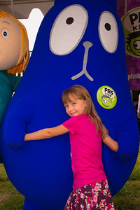 Taryn MacMahon- 5 (Falls Church)    PBS character Peg + Cat