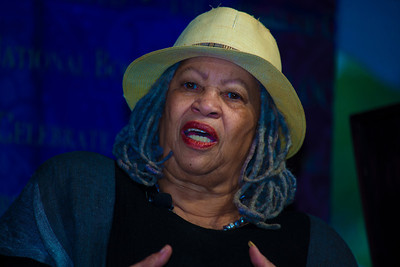 """Toni Morrison The work of Toni Morrison has gained worldwide acclaim. The 1993 Nobel Prize in literature was awarded to Morrison, """"who in novels characterized by visionary force and poetic import, gives life to an essential aspect of American reality."""" Her novel """"Beloved"""" won the Pulitzer Prize for fiction in 1998. Morrison is this year's recipient of the Library of Congress National Book Festival Creative Achievement Award. Her most recent novel is """"A Mercy"""" (Vintage). Morrison is the Robert F. Goheen Professor in the Humanities Emeritus at Princeton University."""