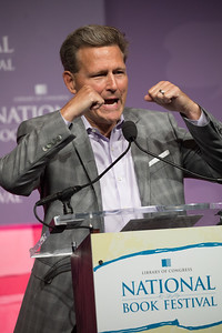 David Baldacci, National Book Festival