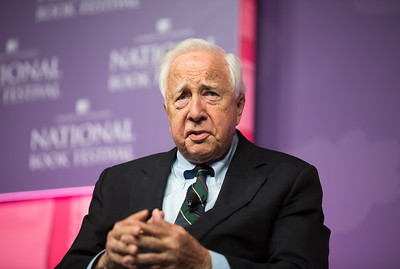 David McCullough, National Book Festival