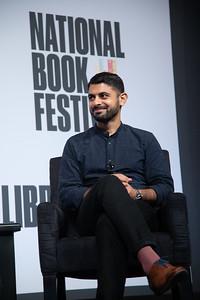 Dave Eggers, National Book Festival