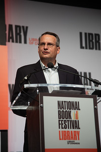 Mark Sweeney; National Book Festival
