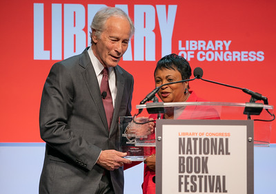 Richard Ford; Carla Hayden; Library of Congress National Book Festival