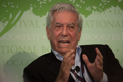 "Mario Vargas Llosa  The Nobel Prize in literature in 2010 was awarded to Mario Vargas Llosa ""for his cartography of structures of power and his trenchant images of the individual's resistance, revolt and defeat."" The Peruvian-Spanish writer is also a politician, journalist and essayist. During his long career, Vargas Llosa has written more than a dozen novels and many other books and stories. For decades, he has been a voice for Latin American literature. His numerous awards include the Miguel de Cervantes Prize, the most important award in Latin American literature, given to authors whose work ""has contributed to enrich, in a notable way, the literary patrimony of the Spanish language."""