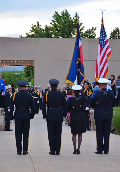2015 National EMS Memorial Service-Colorado Springs, Colorado, USA