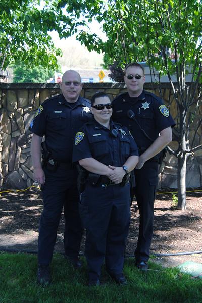 National Law Enforcement Officers Memorial 2011