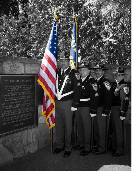 National Law Enforcement Officers Memorial