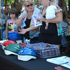 Diane Raver | The Herald-Tribune<br /> Attendees visited the booths.