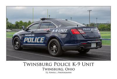 Twinsburg Police k-9 Unit