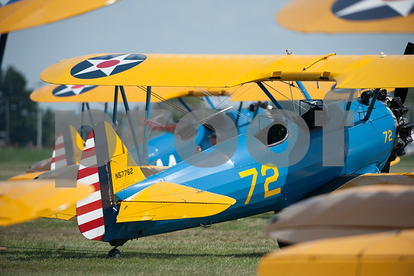 National Stearman Fly-In 2017