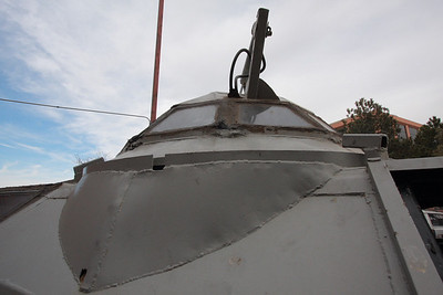 TIV's IMAX Camera turret.