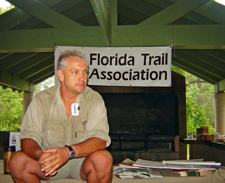 Mike DeWitt<br /> National Trials Day 2007<br /> Withlacoochee River Park<br /> Photo Credit: Bonnie Bratby-Carey