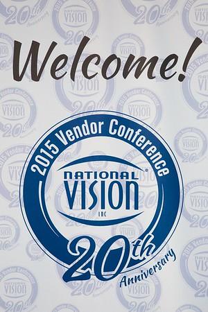 Vendor Conference 2015