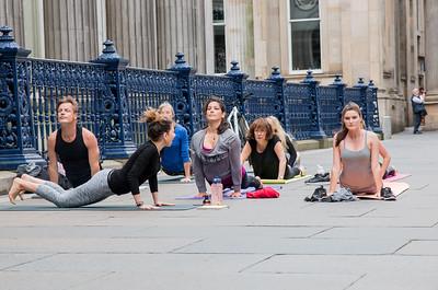National Yoga Day Glasgow