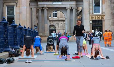 National Yoga Day1