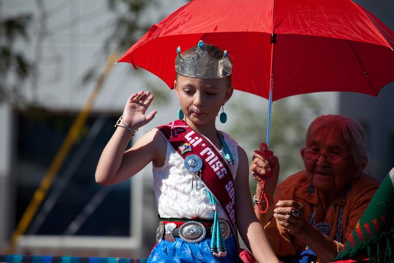 Aiyana J. Yazzie is the LiL Miss Southwest Navajo 2013 - 2014 from Teesto, Arizona.
