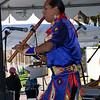 Tony Duncan on Native American flute.