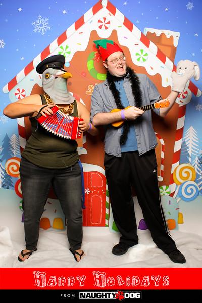 Naughty Dog Holiday Party 2014