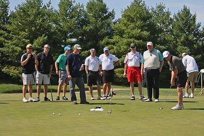 Navy League 2012 Golf Foursomes