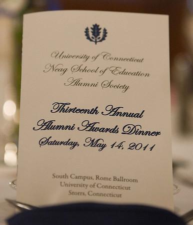 Alumni  Society Awards 2011