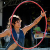 "Ysabel Blu dances with a hula hoop to the music of Euforquestra at the first day of NedFest 2009 in Nederland, Colorado August 28, 2009. CAMERA/Mark Leffingwell <br /> Check out the photo gallery at  <a href=""http://www.dailycamera.com"">http://www.dailycamera.com</a>"