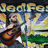 "David Matters of the group, Gipsy Moon, plays at Nedfest on Sunday, August 26, 2012.<br /> For more photos and a  video of the Nedfest, go to  <a href=""http://www.dailycamera.com"">http://www.dailycamera.com</a>.<br /> Cliff Grassmick  / August 26, 2012"