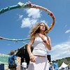 "Hart Castleberry dances with a hula hoop to the music of Gipsy Moon at the 14th Annual Nedfest on Sunday.<br /> For more photos and a  video of the Nedfest, go to  <a href=""http://www.dailycamera.com"">http://www.dailycamera.com</a>.<br /> Cliff Grassmick  / August 26, 2012"