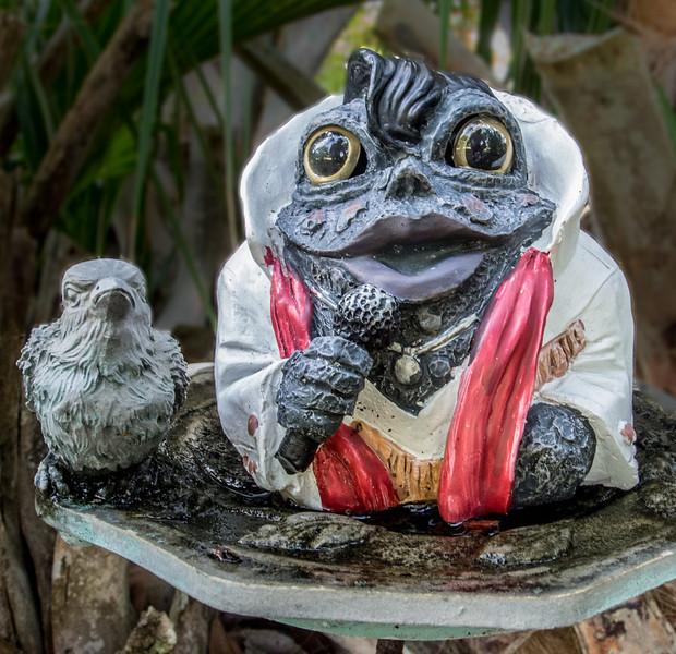 Garden Pottery Item