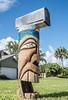 Totem Pole Mailbox