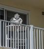 Sumo Wrestler Statue