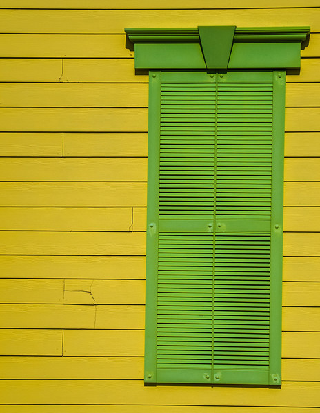 I thought this was an interesting looking designed shutter