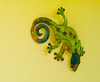 Stucco wall decoration