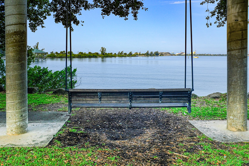 Location - River Park in Indialantic