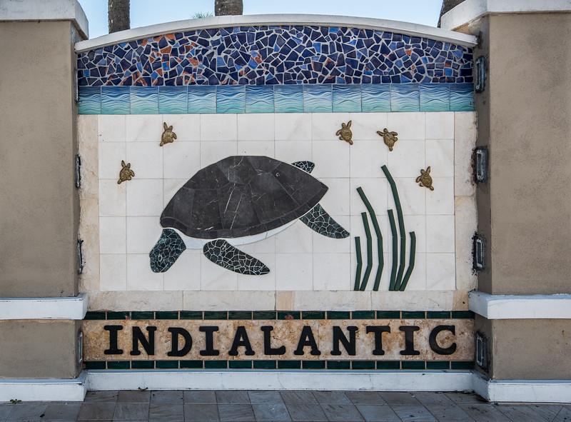 Location- Indialantic Neighborhood