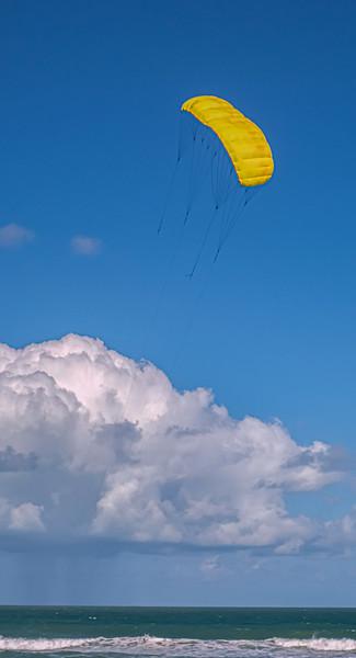 A glider kite
