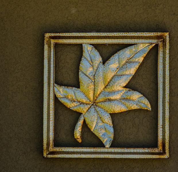 • Location - Indialantic<br /> • Metal Flower Decoration