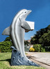 • Location - Indialantic<br /> • Dolphin Mailbox